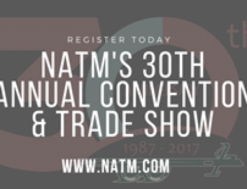 NATM Trade Show 2018, Fort Worth, USA
