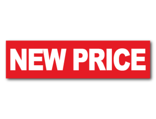 Price change 2018